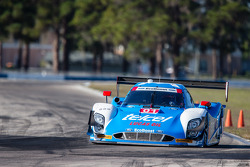 #01 Chip Ganassi Racing Riley DP 福特 EcoBoost: 斯科特·普鲁厄特, 梅莫·罗哈斯, 斯科特·迪克森