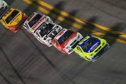 Paul Menard, Richard Childress Racing Chevrolet leads