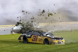 Trouble for Ryan Newman, Richard Childress Racing Chevrolet