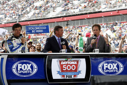 Fox Sports: Michael Waltrip, Chris Myers, Darrell Waltrip