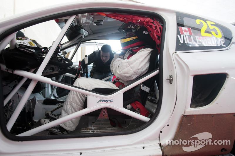 Jacques Villeneuve - Albatec Racing Peugeot