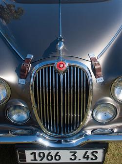 1966 Jaguar 3.4S