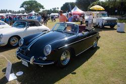 1962 Porsche 356b Roadster