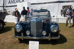 1956 Mercedes-Benz 300SC Cabriolet