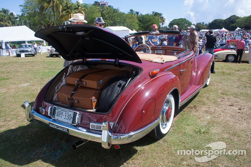 1957 Mercedes-Benz 300SC Roadster