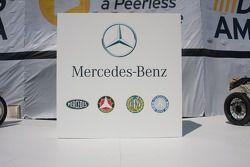Mercedes-Benz presentatie stand