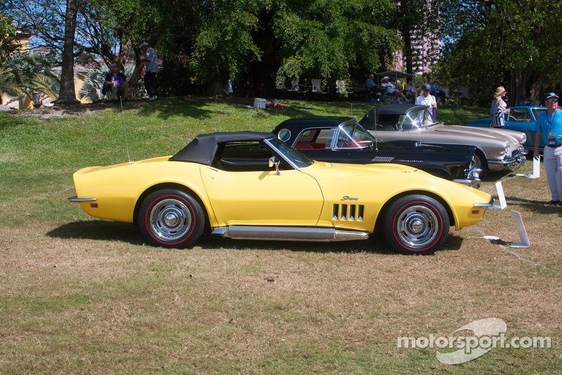 1969 Chevrolet Corvette 427 Convertible