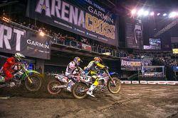 Muita ação na Arenacross