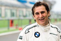 Алекс Дзанарди. Алекс Дзанарди протестировал BMW Z4 GT3, тесты в четверг.