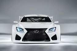 The Lexus RC F GT3