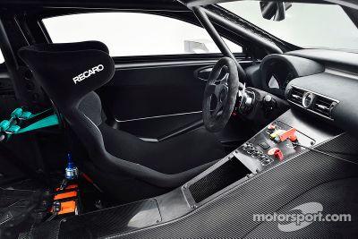 Lexus RC F GT3 - apresentação