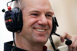Adrian Newey, Red Bull Racing, Chefdesigner
