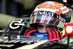 Pastor Maldonado, Lotus F1 E22