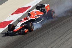 Verbremser: Jules Bianchi, Marussia F1 Team MR03