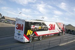 Hauler of Greg Biffle