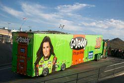 丹妮卡·帕特里克的货柜车