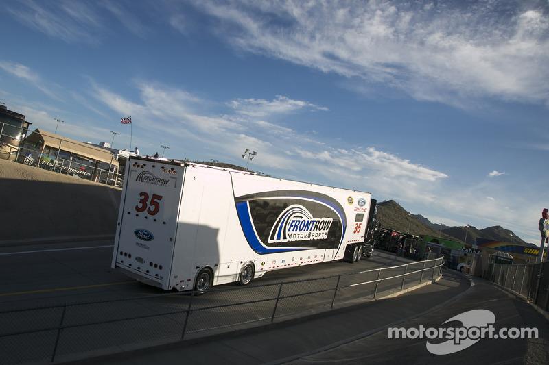 Hauler di frontrow Motorsports