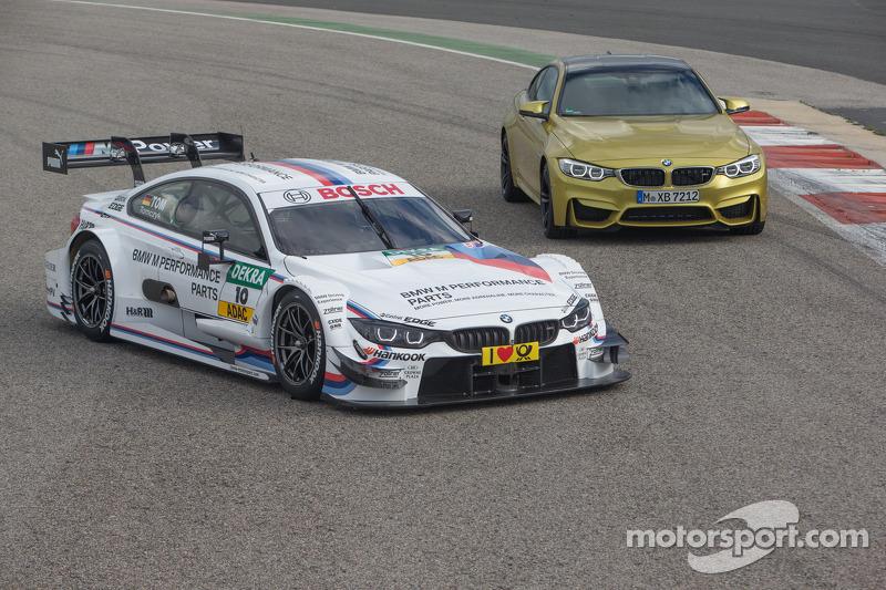 2014 BMW M4 DTM