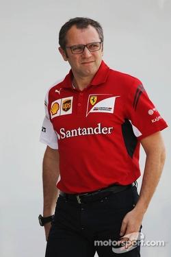 Stefano Domenicali, Ferrari General Director