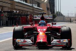 Fernando Alonso, Ferrari SF14-T