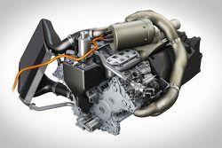 Porsche 919 Hybrid Technisch Detail