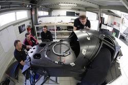 Ingénieurs Onroak Automotive - Ligier JS P2