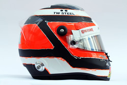 Helm von Nico Hülkenberg, Sahara Force India F1