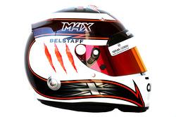 Helm von Max Chilton, Marussia F1 Team