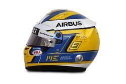 Helm von Marcus Ericsson, Caterham
