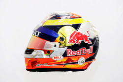 Helm von Jean-Eric Vergne, Scuderia Toro Rosso