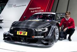 Nico Muller - 2014-spec Audi RS 5 DTM
