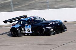 #20 BMW Z4 GT3 per gareggiare nella 24 Ore del Nürburgring