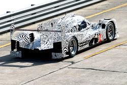 El #14 Porsche 919 Hybrid