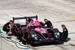 #42 Oak Racing Morgan: Olivier Pla