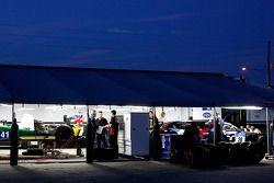 Sebring paddock