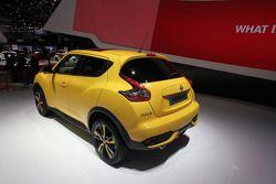 Nissan Juke Restyiling