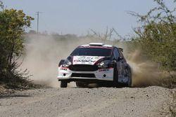 Quentin Gilbert y Nicolas Klinger, Ford Fiesta R5