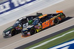 Kyle Busch and Jamie Dick