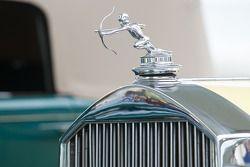 Détail de voiture classique
