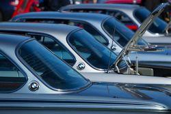 BMW CSL çizgisi