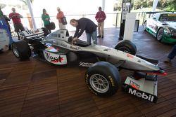 Mercedes F1 (ex-Coulthard)