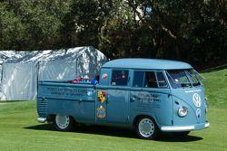 VW Support Van