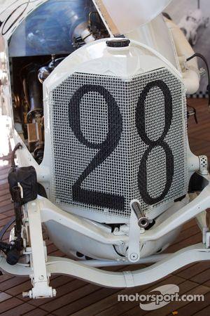 Mercedes erken dönem yarış aracı