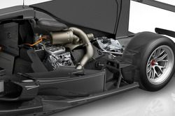 Technisch details van de Porsche 919 Hybrid