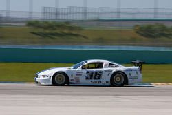 #36 Stumpf Ford, McMahon Group Ford Mustang: Cliff Ebben