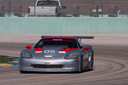 #06 Disco 106 Optica Lopez Chevrolet Corvette: RJ Lopez