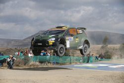 Lorenzo Bertelli et Mitia Dotta, Ford Fiesta R5