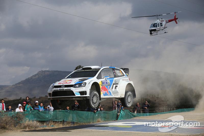 2014: Sébastien Ogier y Julien Ingrassia, Volkswagen Polo R WRC