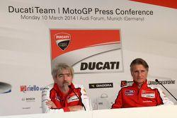 Conférence de presse Ducati