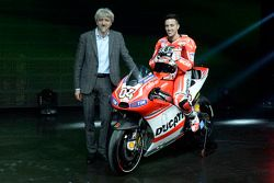 Conférence de presse Ducati : Andrea Dovizioso